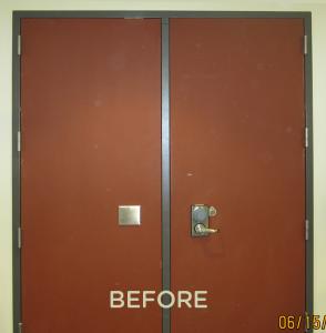 3M-Wrap-Double-Door-Before