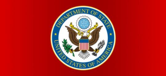 U.S. Department of State logo seal