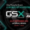 GSX Global Security Exchange logo for Las Vegas show