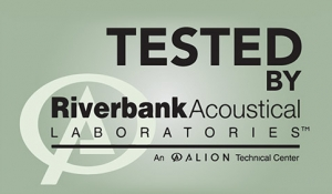Riverbank Acoustical Labortories Tested