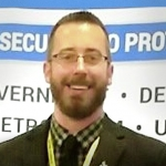 Portrait of Michael Brislin, Vice President of Palmers Security Solutions